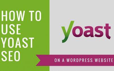 How to use Yoast SEO on a WordPress website