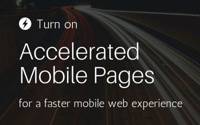 Turn on AMP for a Faster Mobile Web Experience