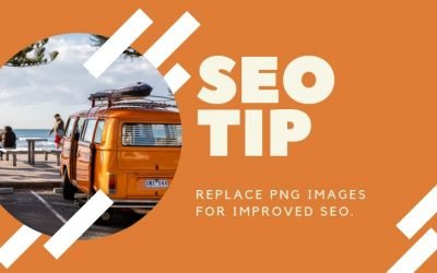 Quick SEO Tip: Replace PNG images for improved SEO