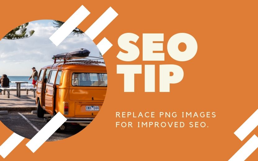 Quick SEO Tip Replace PNG images for improved SEO Phancybox SEO company min